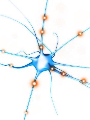 neurona-azul