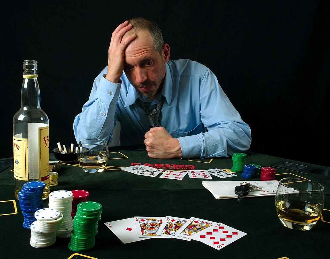 Consecuencias del juego patológico